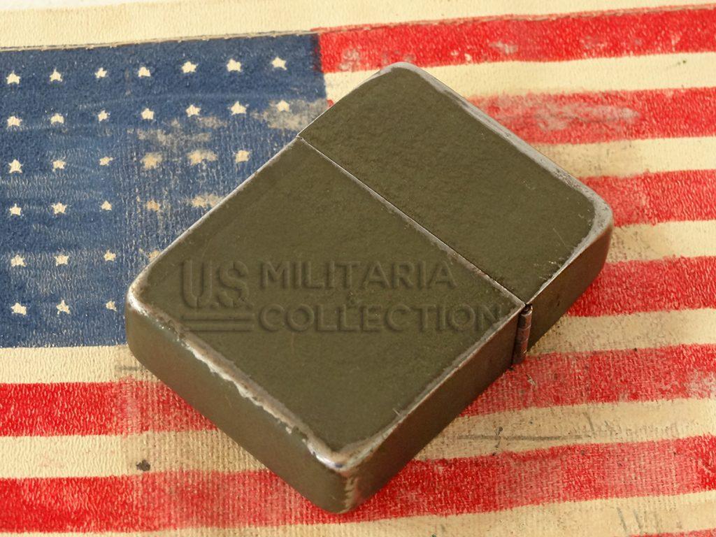 """Briquet US WW2 PARK SHERMAN """"ARMY SERVICE LIGHTER"""""""