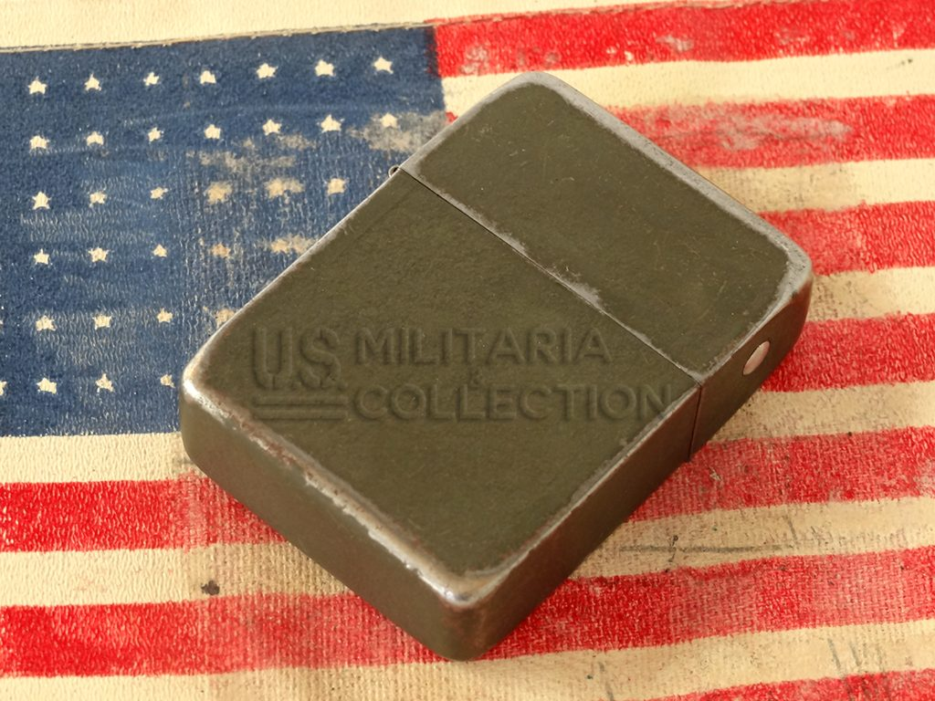 "Briquet US WW2 PARK SHERMAN ""ARMY SERVICE LIGHTER"""