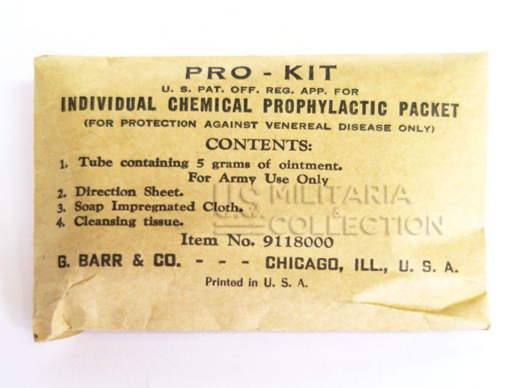 KIT DE PROTECTION MEDICAL US