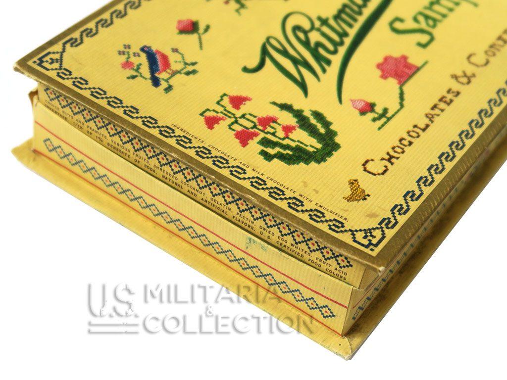 Boite de chocolats US Whitmans