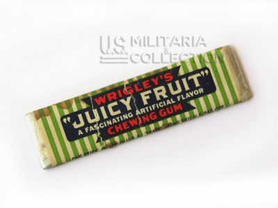 Chewing-gum Wrigley's Juicy Fruit