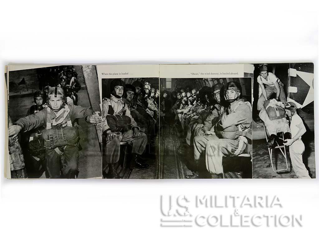 Livret US Parachute School Fort Benning