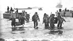 Opération Torch Arzew novembre 1942