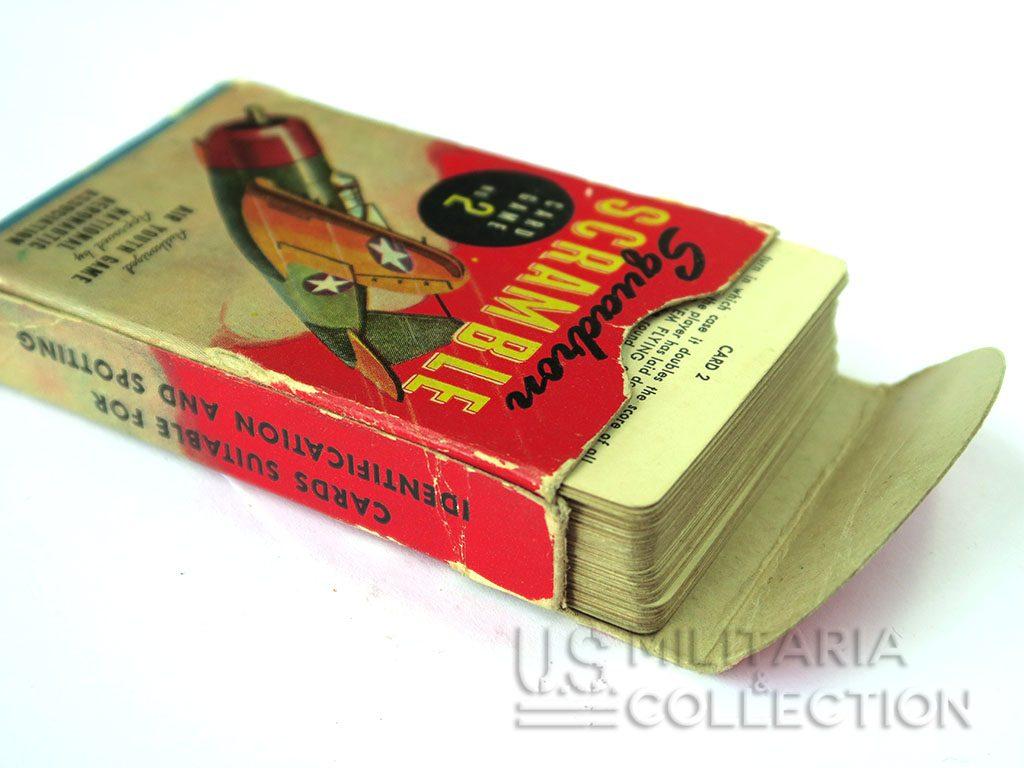 jeu de cartes us squadron scramble 14 1024x768 - JEU DE CARTES US SQUADRON SCRAMBLE