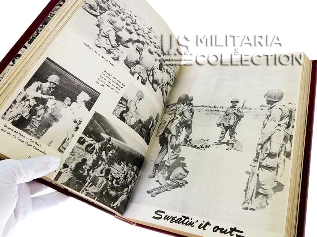 82e Airborne livre divisionnaire