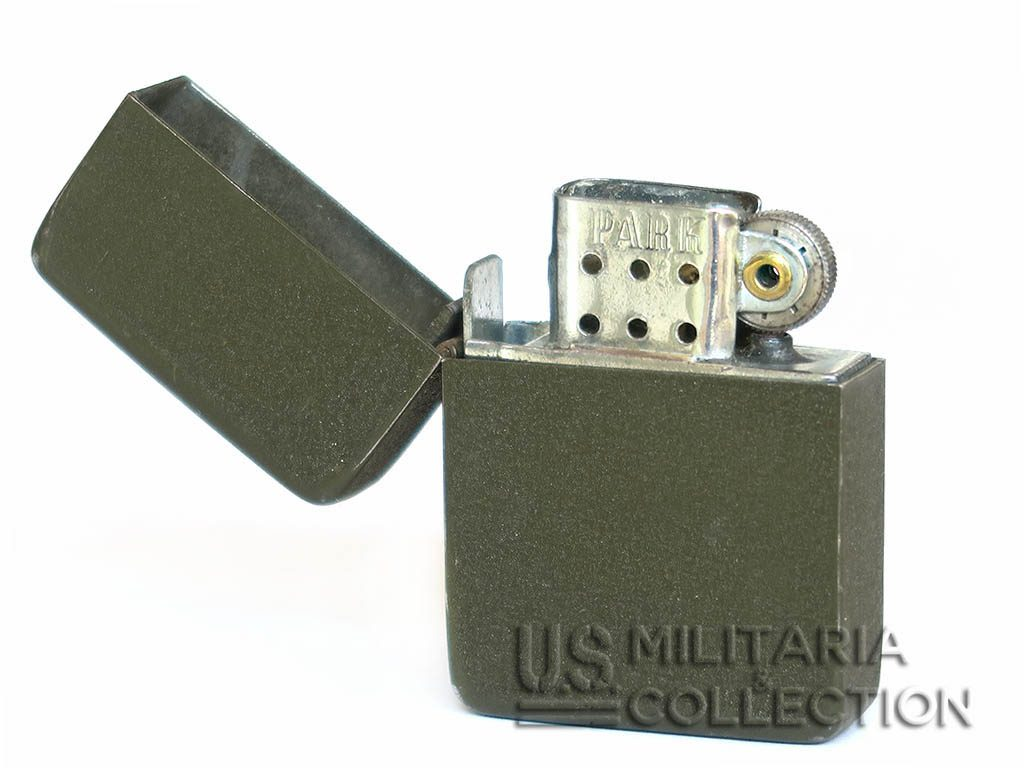 Briquet US Army Park Sherman windproof lighter