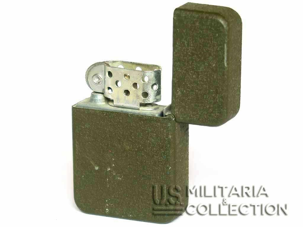 Briquet US Seconde Guerre Zephyr GALTER