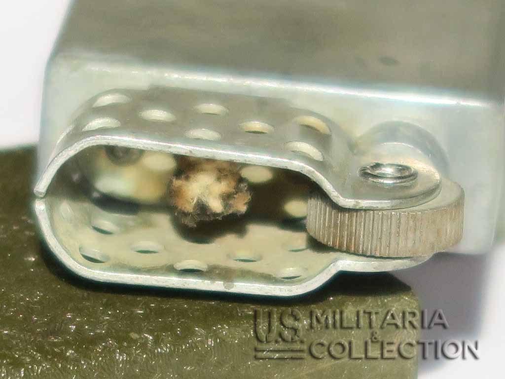 Briquet US Seconde Guerre Zephyr GALTER