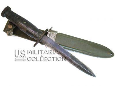 Couteau de combat USM3 Case & fourreau USM8