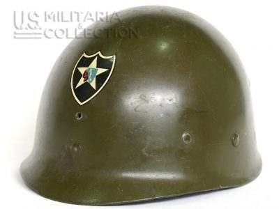 liner sous casque 2nd infantry division indian head 1 400x300 - LINER sous-casque WESTINGHOUSE 2e Division d'Infanterie US