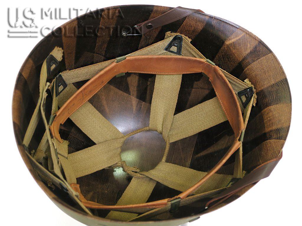 liner sous-casque westinghouse pour casque us m1