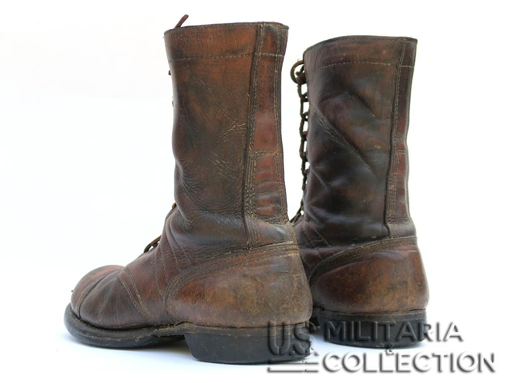 BOTTES de Saut PARACHUTISTE HERMAN SHOES
