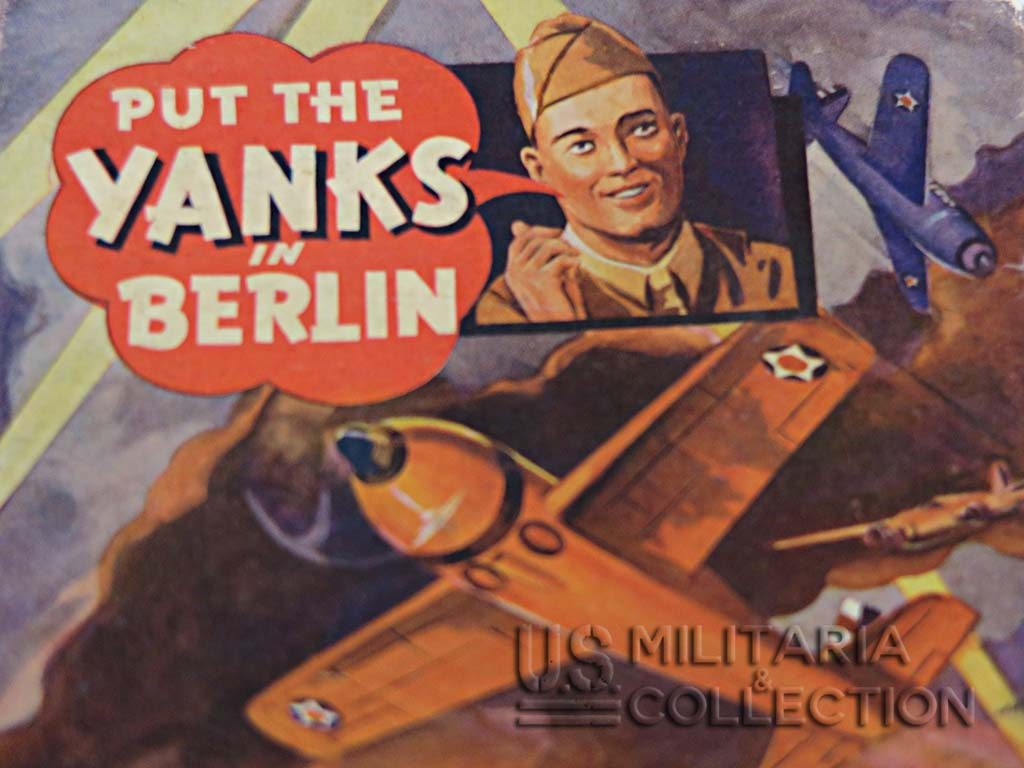 Jeu US PUT THE YANKS IN BERLIN