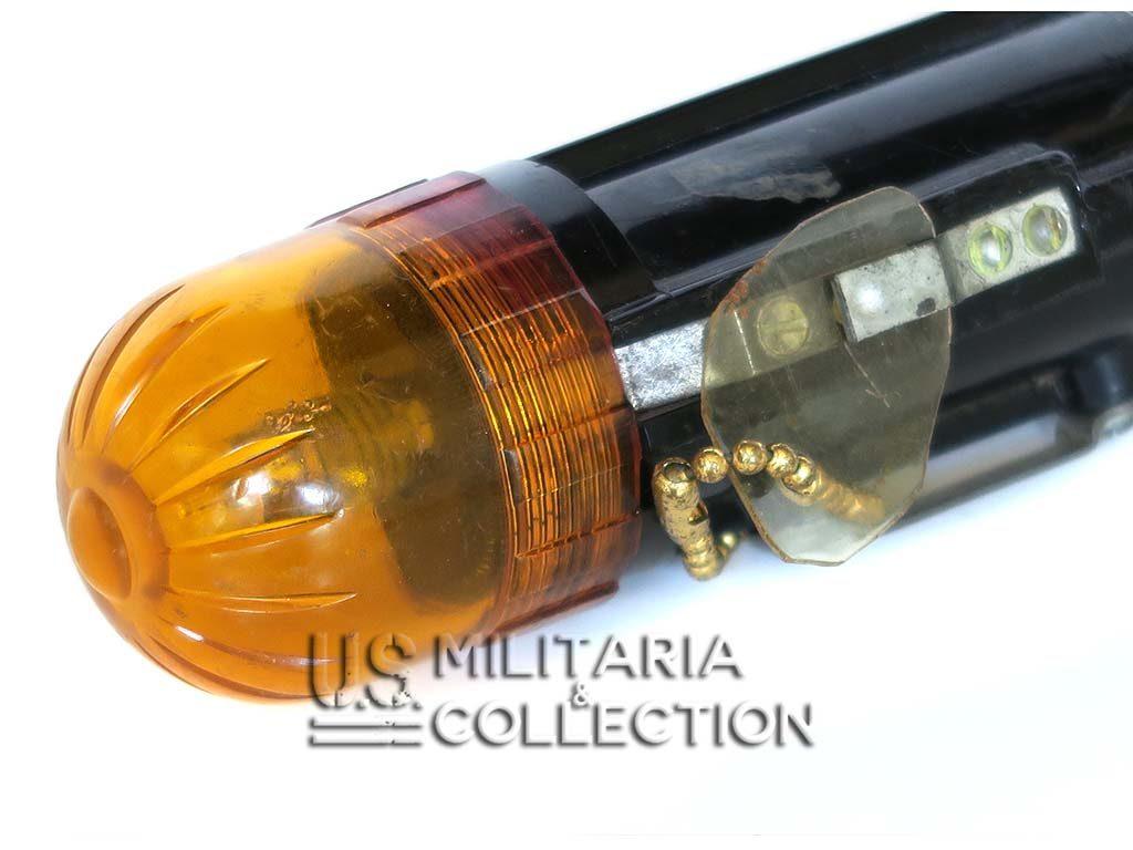 Lampe Container de Largage Parachutiste Type A-1 jaune