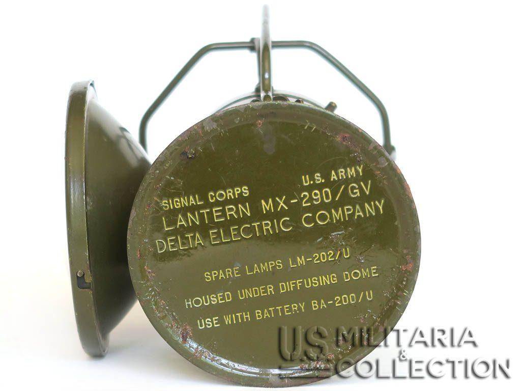 Lampe Lanterne US MX 290