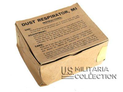 Masque anti-poussière M1 Troupes Blindées US