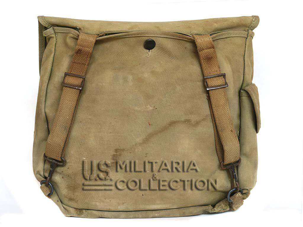 Musette M1936 US ARMY Caoutchoutée 1942