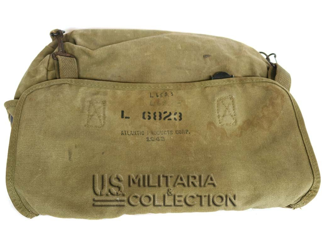 Musette M36 US ARMY 1943 Nominative
