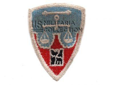 Nuremberg Insigne du Procès Originale US