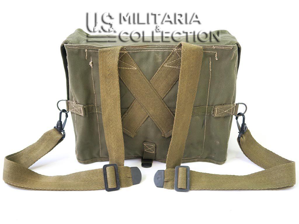 Sac Médical Parachutiste US / Pouch Medical parachutist