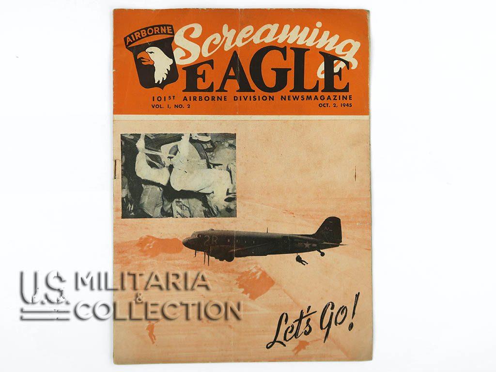 101e Airborne, 101st Airborne Division Magazine