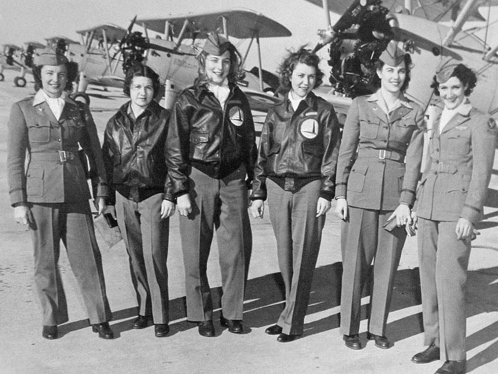 WAFS, Women's Auxiliary Ferrying Squadron