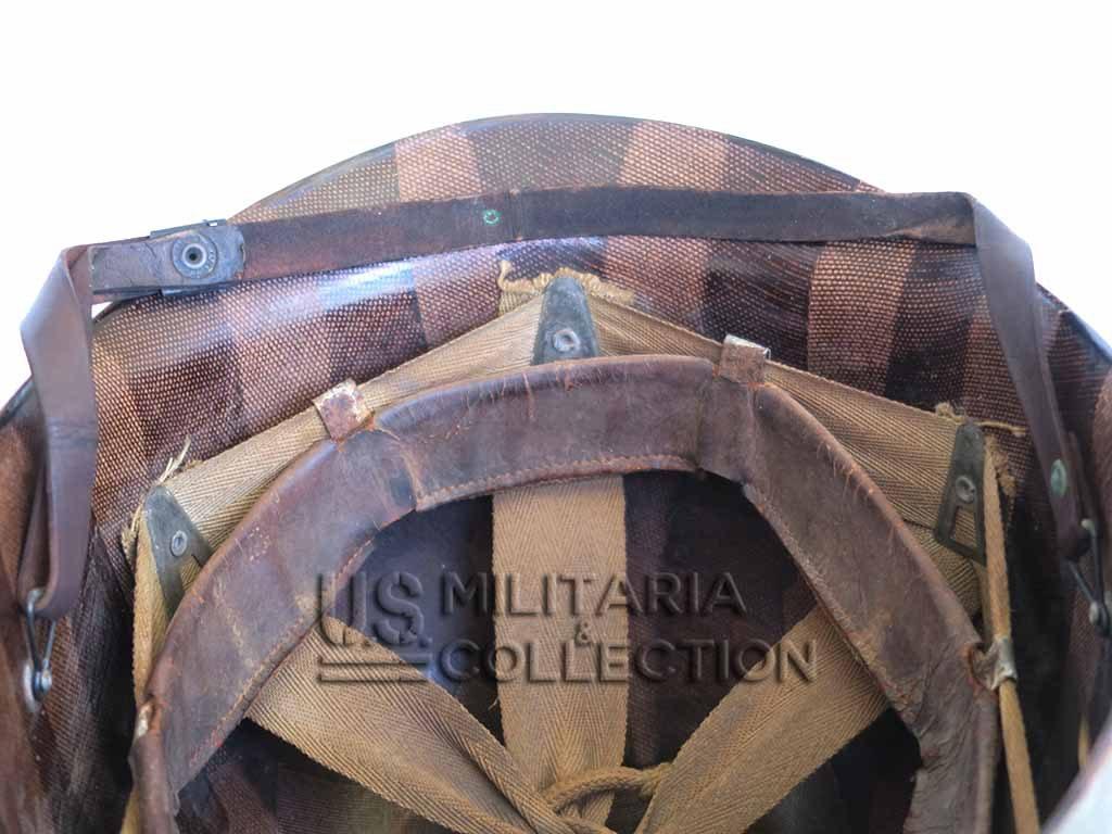 Casque M1 Pattes Fixes Complet 1943
