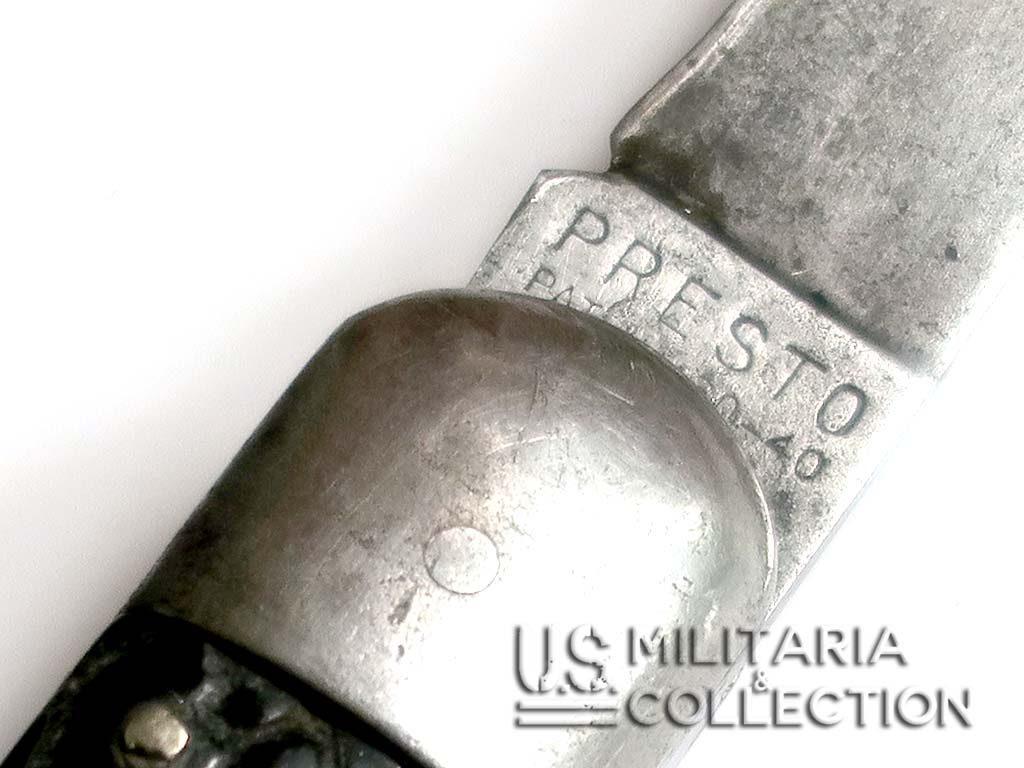 Couteau Parachutiste M2, 101e, 82e AIRBORNE