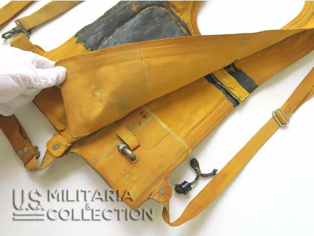 Gilet de Sauvetage US B4 USAAF Airborne 1944