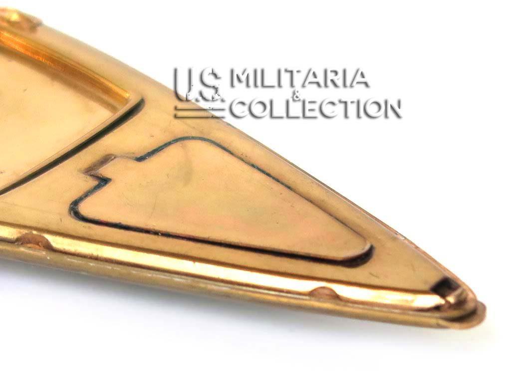 POUDRIER FÉMININ U.S. ARMY, WAC, NURSE