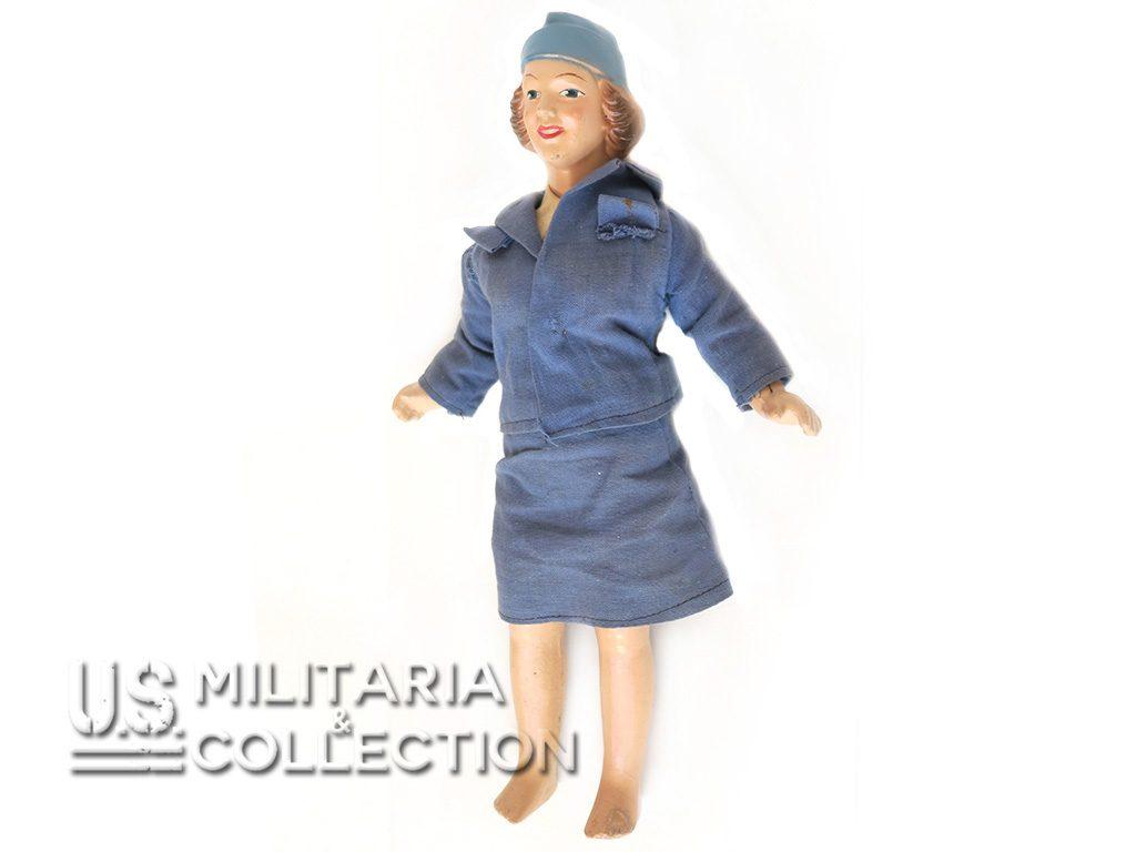 Poupée Personnel Féminin US Army Air Forces