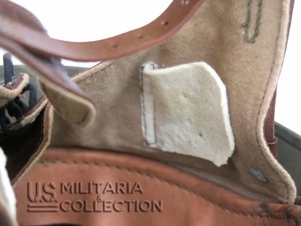 Casque Motocycliste Anglais 1942 Mk1