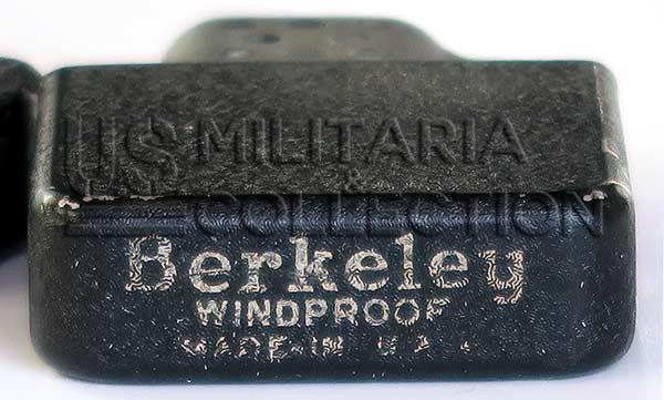Briquet US Army BERKELEY