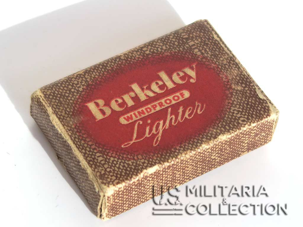 Briquet US Berkeley