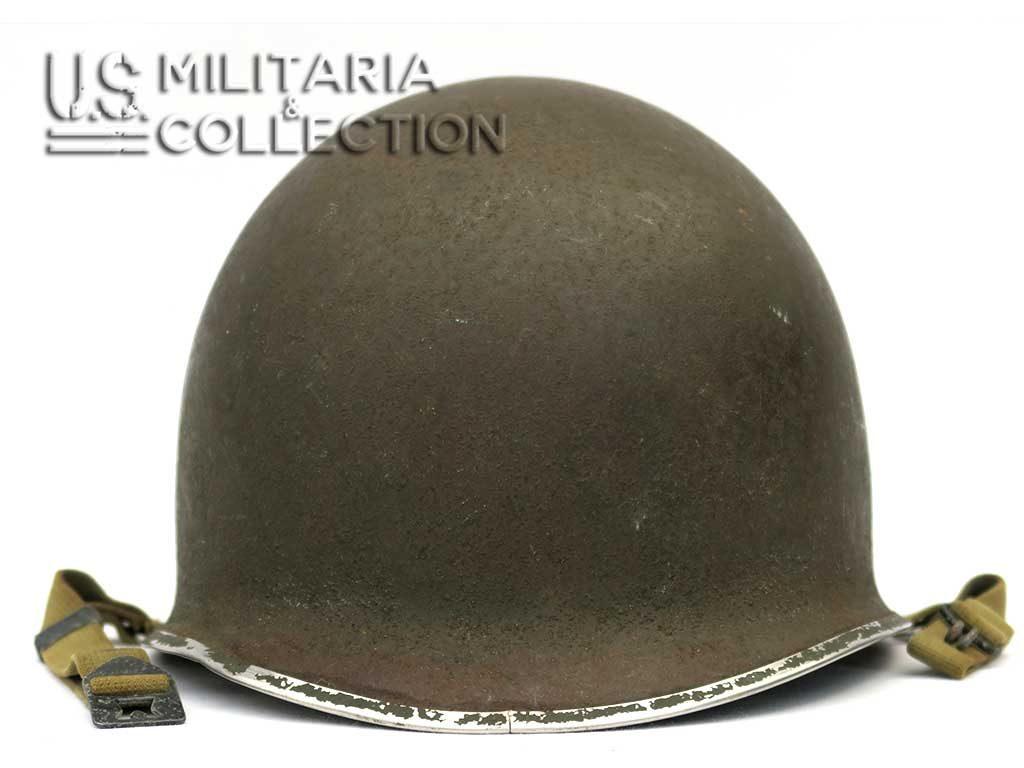 Casque M1 Mc Cord jonc avant, modèle 1943