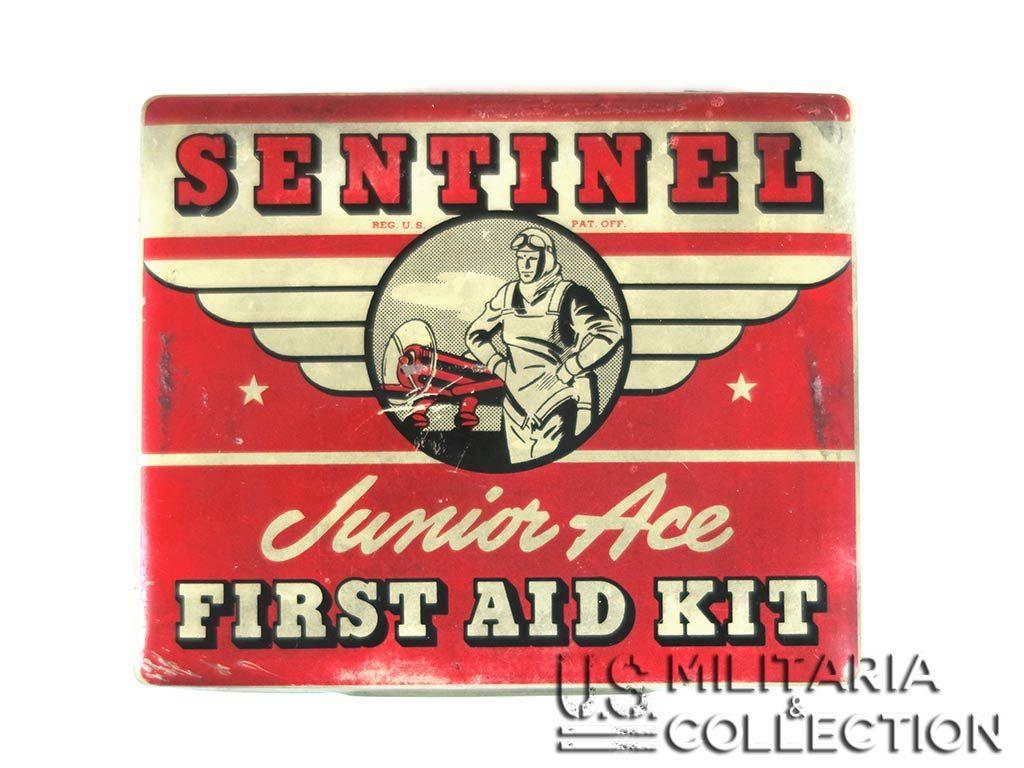 Boite de premiers secours US Sentinel