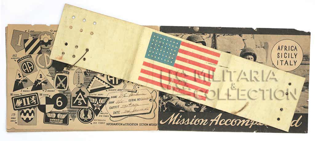 Brassard d'invasion US