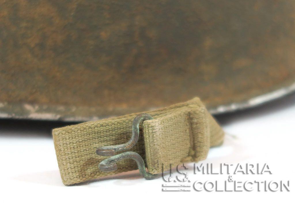 Casque M1 Pattes Fixes et liner intouchés