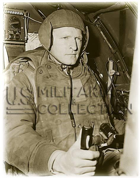 Casque US équipages de bombardiers M4A2