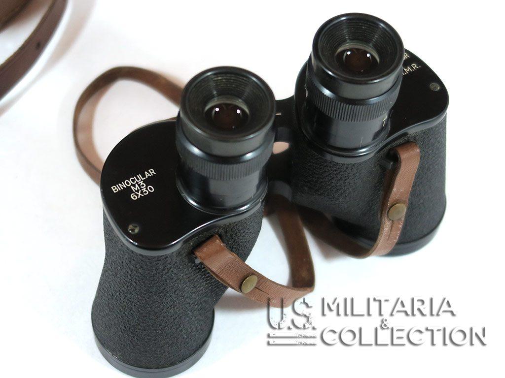 Jumelles U.S. M3 6x30 Nash-kelvinator Etui M17