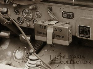 Boite First-Aid pour Jeep