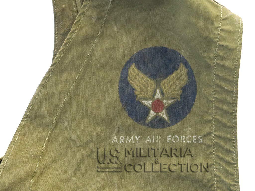 Gilet de survie USAAF Type C1