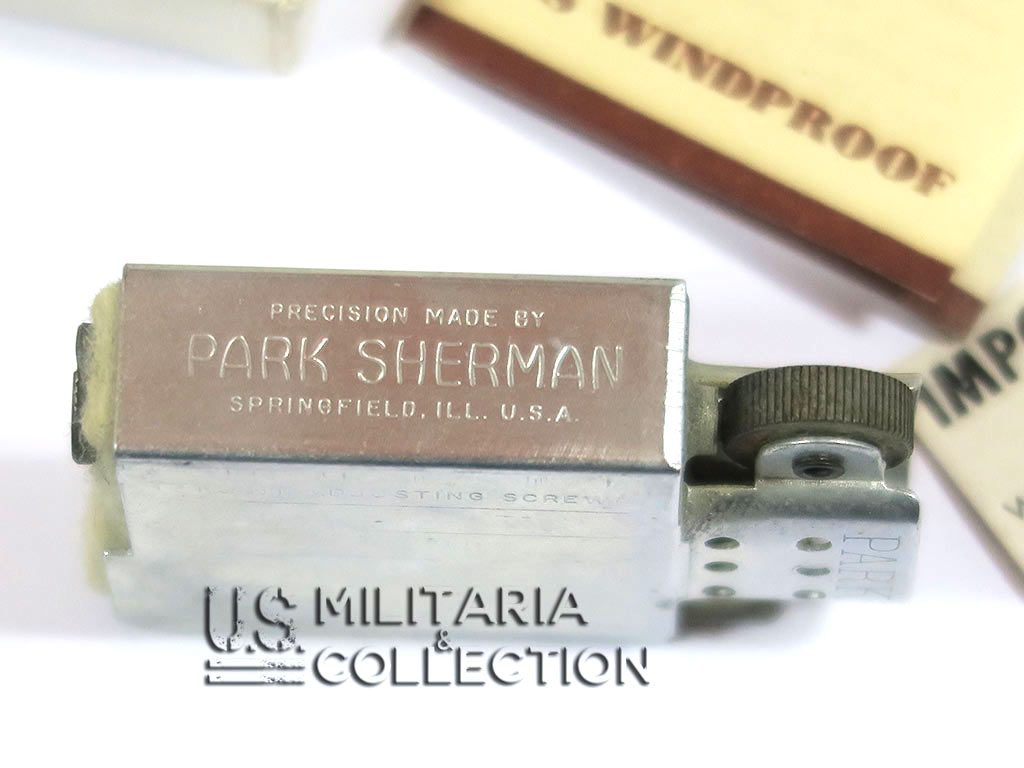 Briquet US Army Park Sherman