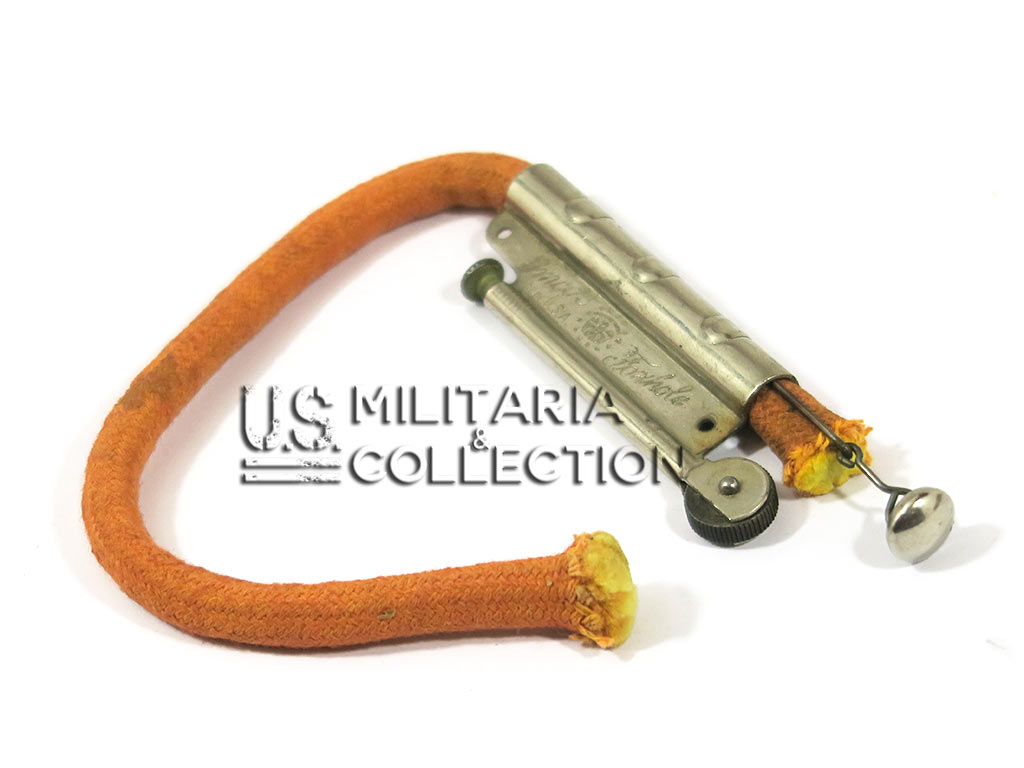 Briquet US Imco Foxole Lighter, neuf de stock | US Militaria