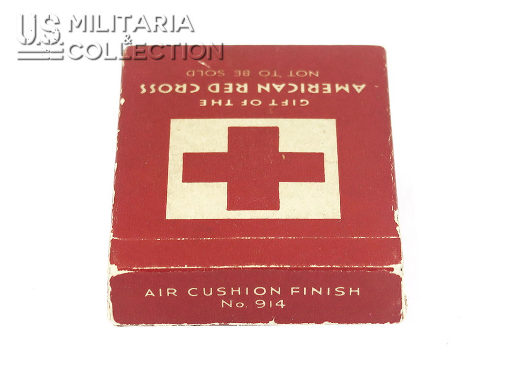 Cartes American Red Cross
