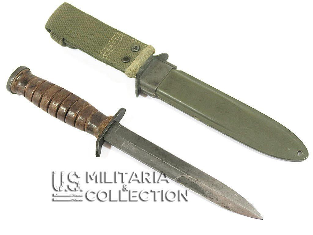Couteau de combat USM3 Impérial fourreau M8