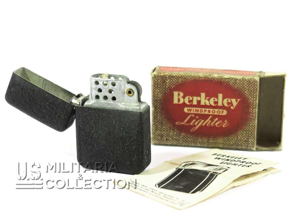 Briquet US Berkeley neuf de stock