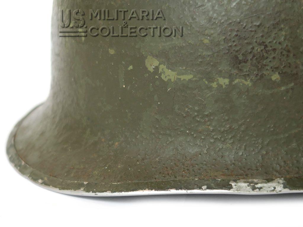 Casque M1 Mc Cord pattes mobiles 1943