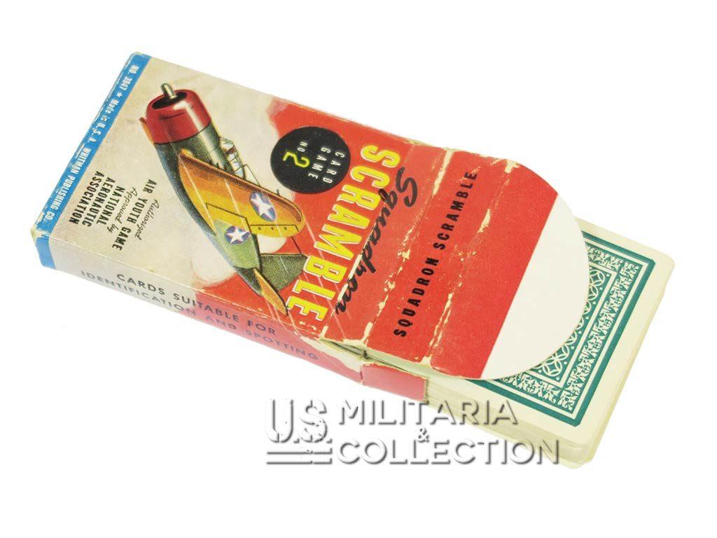 Jeux de cartes US SQUADRON SCRAMBLE