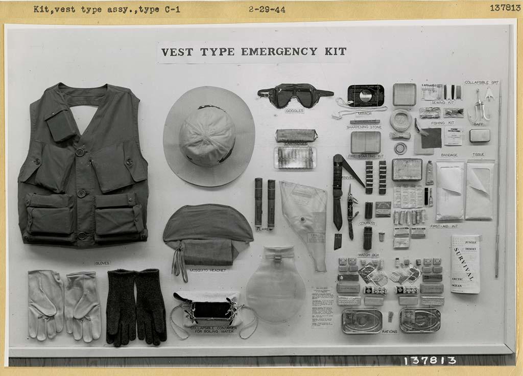 Lunettes pour veste Type C1
